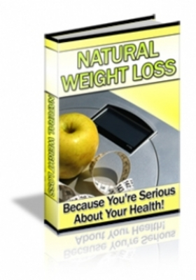 Product picture Natural weight loss.