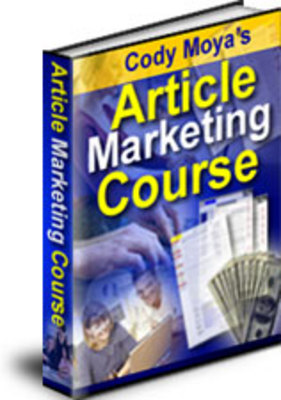 Product picture Article Marketing Course