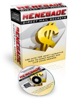 Product picture Renegade Direct Mail Secrets